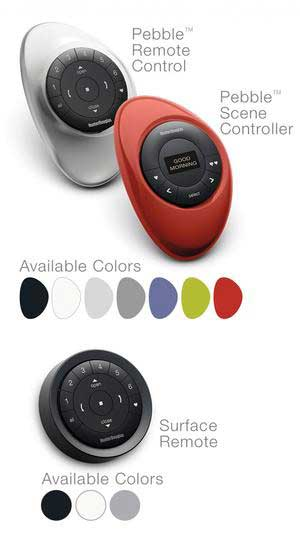 Power View system Pebble remote control