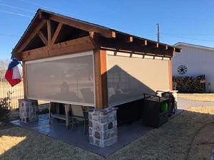 corradi outdoor screen