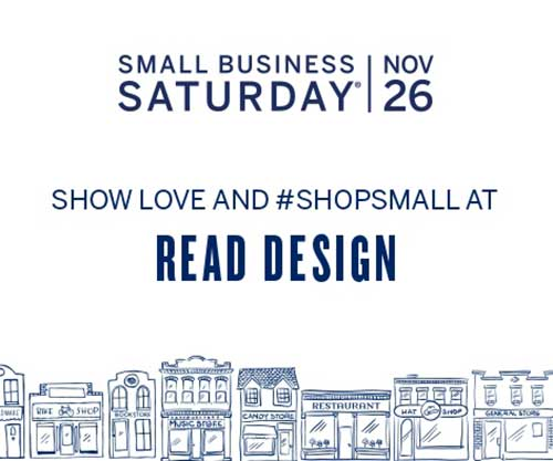 Small Business at Read Design Advertisement