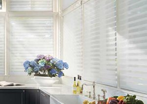 Hunter Douglas Window Covering blinds and shades