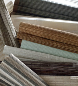 Beautiful Woven Wood Shades in Plano, TX