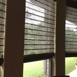 Provenance Woven Wood Shades in Plano, TX