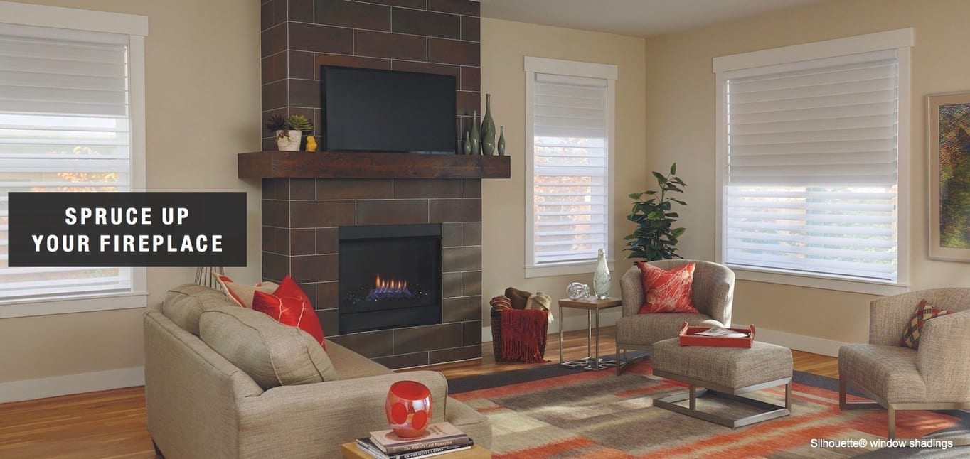 Spruce up your Fireplace - Design Ideas from Read Design